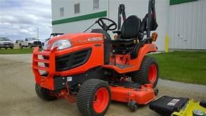2015 Kubota Bx2370 Utility Tractors