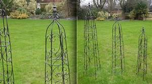 Arche De Jardin En Fer Forgé : fer forge decoration jardin mc immo ~ Premium-room.com Idées de Décoration