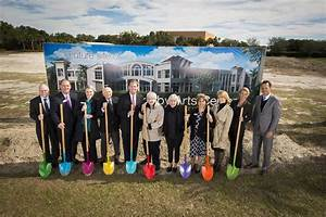 Groundbreaking ceremony held for Tribby Arts Center at ...