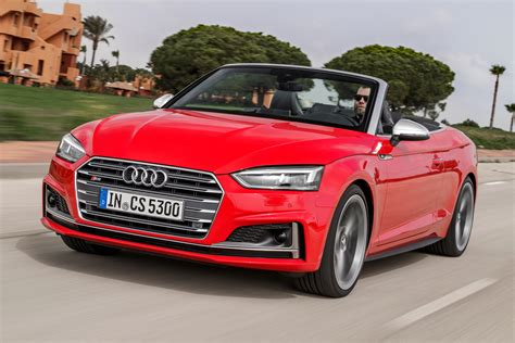 New Audi S5 Cabriolet 2017 Review Pictures Auto Express