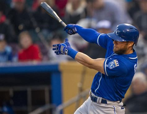 entering   season  kc alex gordon