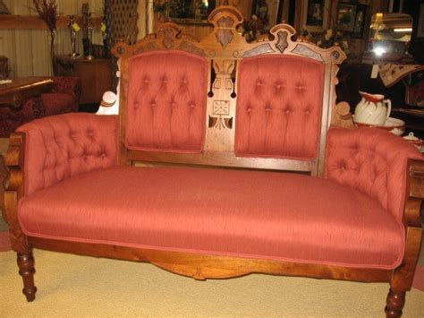 Settee Sofa For Sale by Antique Sofa Settee Button Tuft