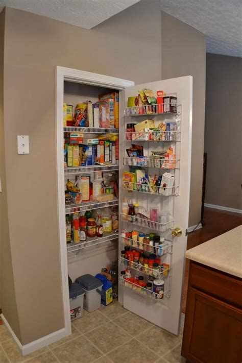 Small Pantry Closet Ideas Southernspreadwing Page 69 Special Pantry Shelving