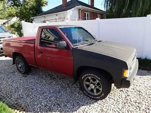 1991 Nissan D21 Hardbody Pickup Truck For Sale