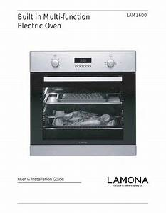 Lamona Single Multi-function Oven