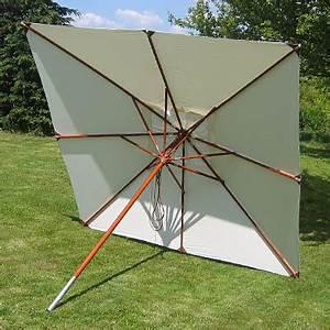 Sonnenschirm 4x4m Eckig : anndora sonnenschirm 4x4m natural wei eckig 16m terrassen garten holz schirm ebay ~ Sanjose-hotels-ca.com Haus und Dekorationen