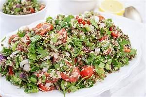 Bulgur Rezepte Vegetarisch : linsen kr uter salat mit bulgur vegetarisch vegan ~ Lizthompson.info Haus und Dekorationen