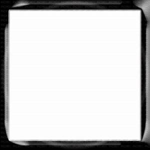 Black Square Frame, noir, cadre, black, framework - PicMix
