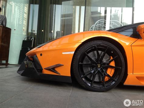 lamborghini aventador sv roadster limited edition lamborghini aventador lp900 4 sv roadster limited edition by dmc 16 june 2014 autogespot