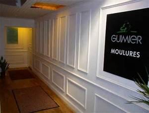 Moulure Bois Mur : fabricant de moulures depuis 1906 guimier ~ Zukunftsfamilie.com Idées de Décoration