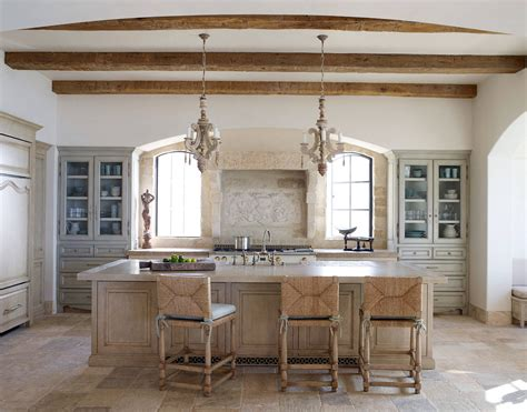 Kitchen Design : 16 Charming Mediterranean Kitchen Designs That Will