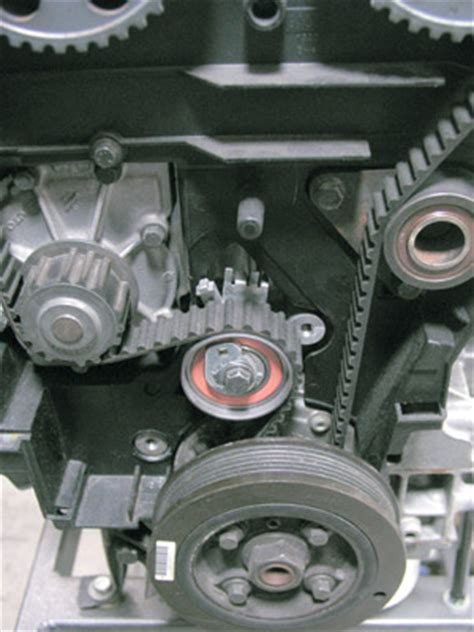 timing belt catastrophe  importance  changing