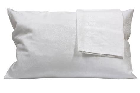 Federe Cuscino - federe cuscini letto 50x80 cm coppia federe cotone