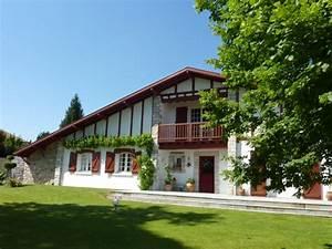 Location Maison Bayonne : location vacances ustaritz vacances ustaritz a ~ Nature-et-papiers.com Idées de Décoration