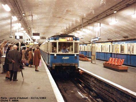 m 233 tro porte d auteuil ligne 10 25 11 1982