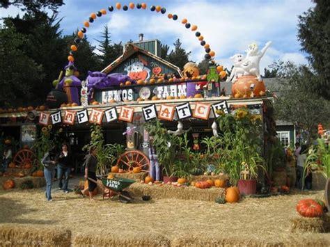 Half Moon Bay Pumpkin Patches by Lemos Farm Amusement Parks Half Moon Bay Ca Reviews
