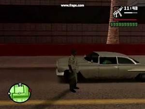 GTA San Andreas ghost car glitch - YouTube