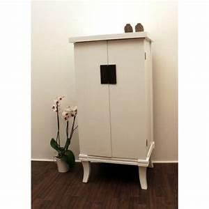 Petite Armoire Blanche : trouvez l 39 armoire chinoise ~ Teatrodelosmanantiales.com Idées de Décoration