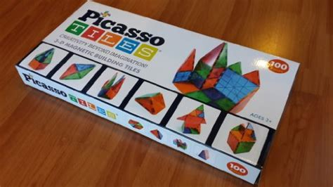 picassotiles 100 set magnet building tiles recomended products