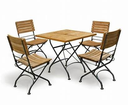Bistro Table Garden Chairs Outdoor Patio Square