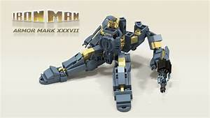 LEGO IDEAS Product Ideas Iron Man Armor Mark 37