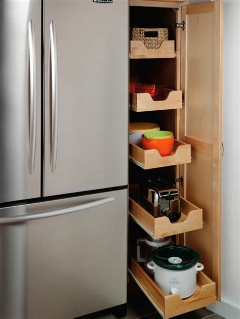 Kitchen Storage Cupboards by Pantry Cabinets And Cupboards Organization Ideas And