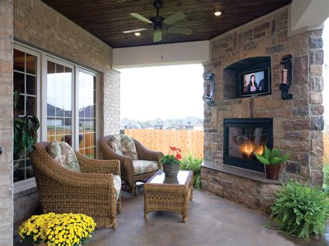 covered patio fireplace bergamo manor luxury home plan 055d 0817 house plans and more