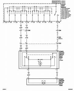 I Am Looking For A Wiring Schematic For The Power Windows