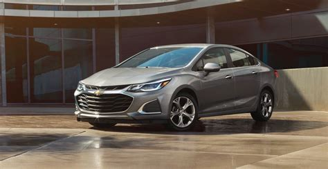 2019 Chevy Cruze Wants To Look More Upscale  The Torque