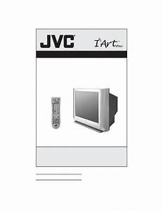 Schematic Diagram Manual Jvc Av 32s565 Av 32s575 Color Tv