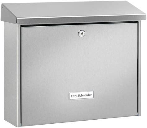 www briefkasten de burg w 196 chter briefkasten breite 38 cm kaufen otto