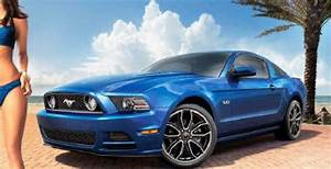 """Who is the """"mystery"""" swimsuit model in Ford's Mustang ad? – WHEELS.ca"""
