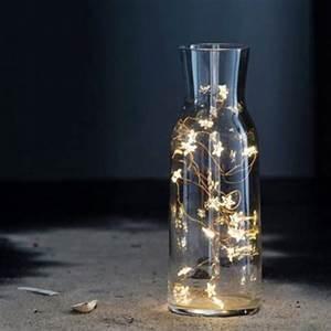 Guirlande Lumineuse Interieur : bien installer sa guirlande lumineuse marie claire ~ Teatrodelosmanantiales.com Idées de Décoration