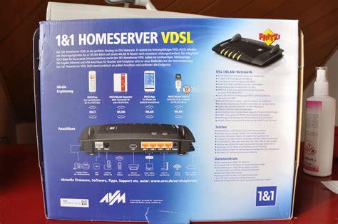 AVM FRITZBox 7362 SL Homeserver für DSL  Wlan  4* Gbit