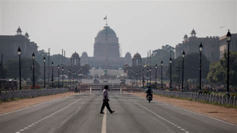 Lockdown in India to Halt Spread of COVID-19 | ACE NEWS