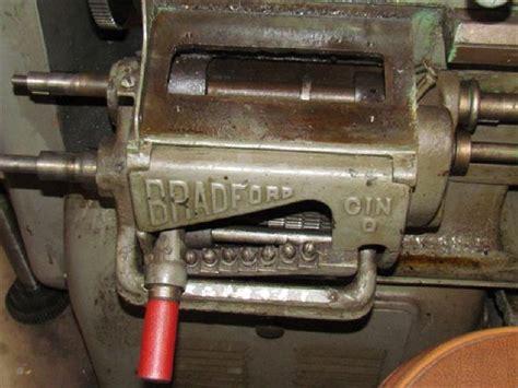 photo index bradford machine tool  metalmaster