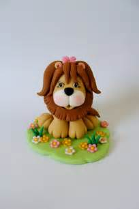 lion cake topper items similar to edible fondant cake topper lion