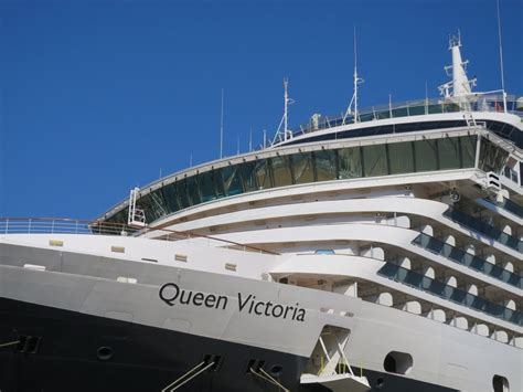 Queen Victoria Vista Dallo Storico Navale