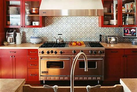 colorful kitchen backsplash colorful kitchen decoration backsplash tiles