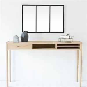 Miroir Atelier Verrire Horizontale Rectangulaire En Mtal