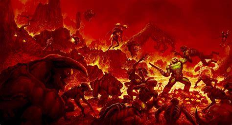 doom wallpapers   desktop backgrounds