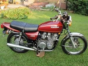 1977 Kawasaki Kz650 B