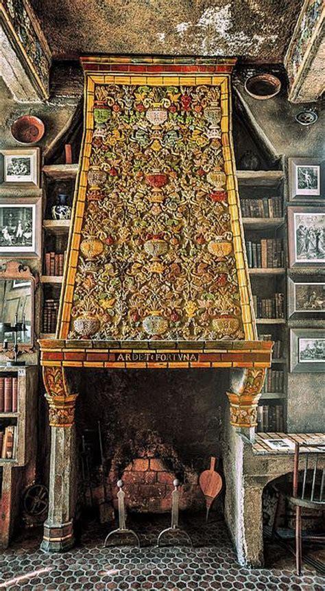 moravian tile works wedding 17 best images about fonthill castle on roof