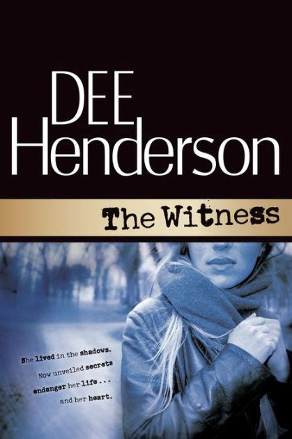 barnes and noble henderson the witness by henderson paperback barnes noble 174