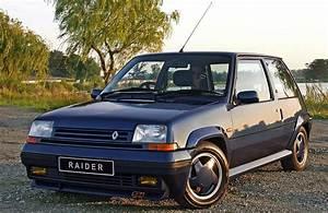 Renault 5 Gt Turbo Raider - Renault 5