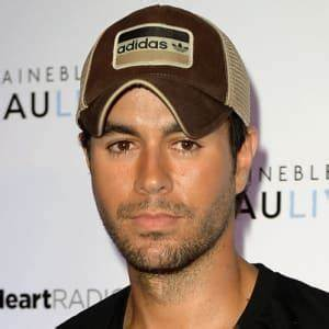 Enrique Iglesias Singer Model Songwriter Biography