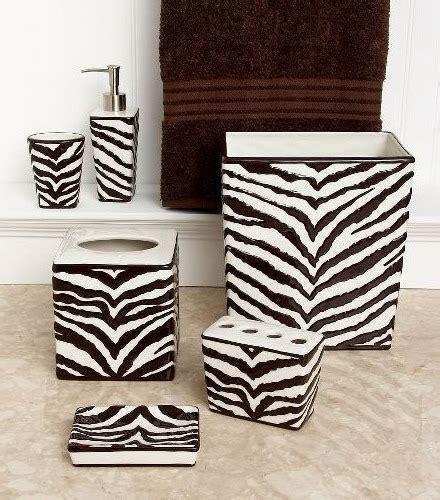 Zebra Print Bathroom Ideas by More Ideas On Using The Zebra Print For The Interior