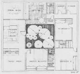 Surprisingly Atrium Home Plans by Sle Plans