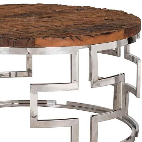 Contemporary Furniture  Reclaimed Wood Coffee Table