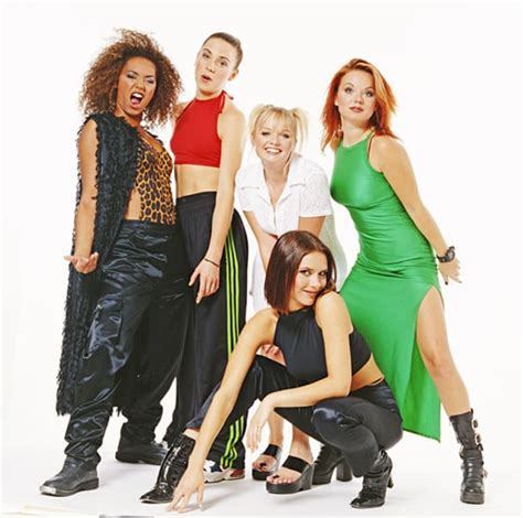 The Spice Girls Then  Spice Girls Then And Now  Us Weekly